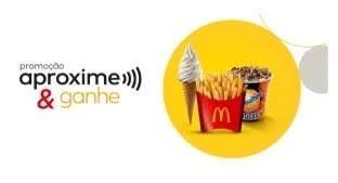 Cadastrar Promoção Aproxime e Ganhe McDonald's e Mastercard