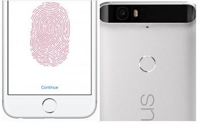 Spesifikasi Smartphone Nexus 6P