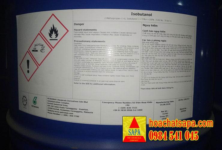 Dung môi Isobutanol