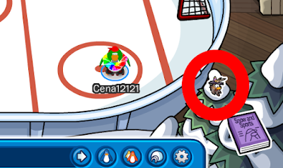 Club Penguin Sasquatch Pin Cheat