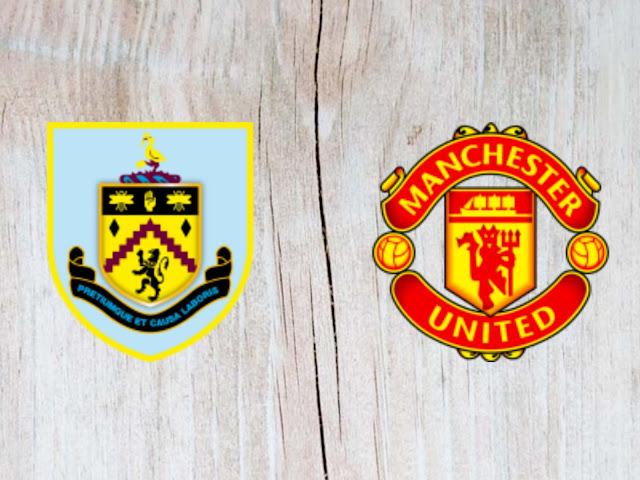 Burnley vs Manchester United Full Match & Highlights 02 September 2018