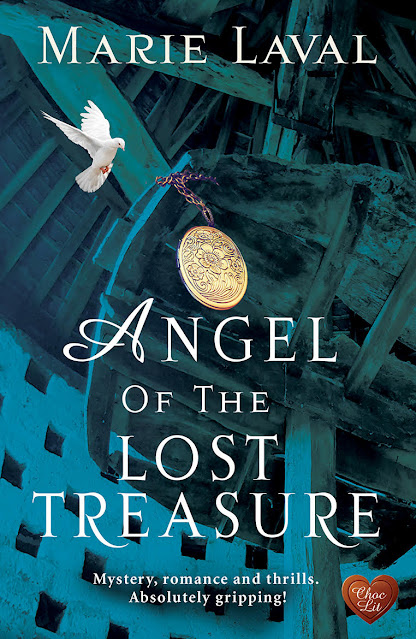 French Village Diaries book review Angel of the Lost Treasure Marie Laval
