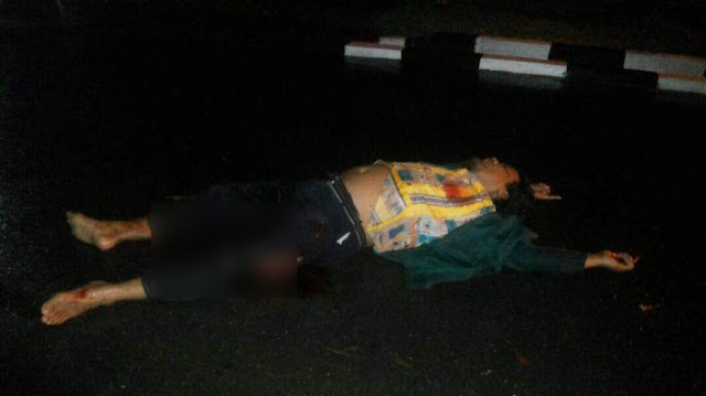 Pembunuh Polisi di Polda Sumut Teriak Allahu Akbar