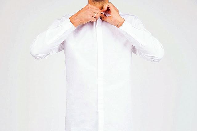 Henderson- koszula szyta na miarę