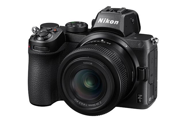 كاميرا Nikon Z5