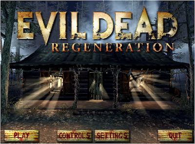 屍變重生(Evil Dead Regeneration),同名電影改編第三人稱射擊遊戲!