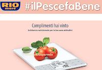 Logo Gioca e vince una delle bilance nutrizionali Beurer con Rio Mare