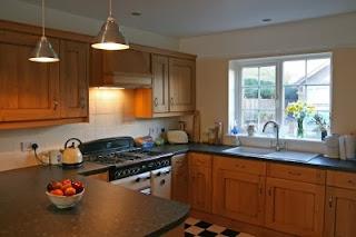 Tips membuat dapur menjadi sehat, indahnya dapur sehat