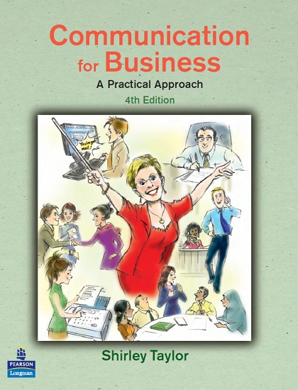 Communication for Business by Shirley Taylor 4th Edition