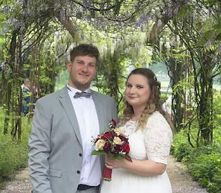 Hochzeitsfoto Bad Laer Paarshooting
