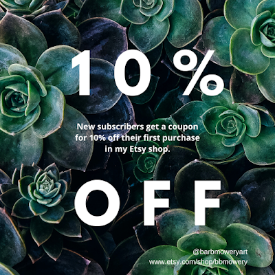 Sign up for a 10% off coupon