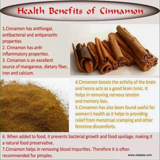 Living Without Lupus: Ceylon Cinnamon / Real Cinnamon