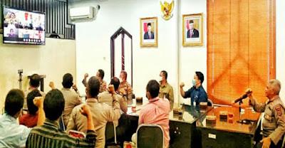 Polda Jambi dan SKK Migas-KKKS Bersinergi Dalam Usaha Pemulihan Ekonomi Nasional di Provinsi Jambi