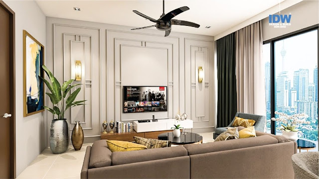 IDW DESIGN COLLECTION - Living Room