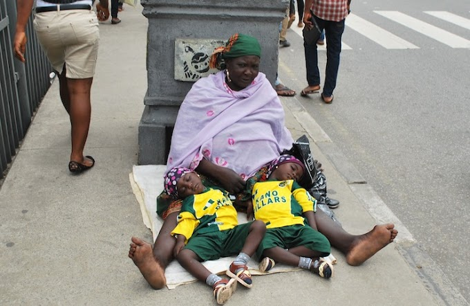 Exposed Secret! How Cash-hungry Mothers Loan Out Their Babies for Begging