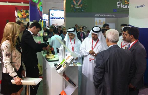 Ήπειρος: Συμμετοχή της Περιφέρειας Ηπείρου στην Έκθεση «GULFOOD» στο Ντουμπάι