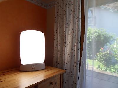 Tageslicht vs. natürliches Licht in einem Zimmer