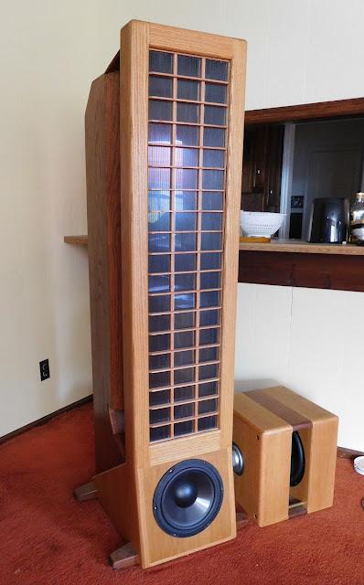 Subwoofer Box Calculator >> Jazzman's DIY Electrostatic Loudspeaker Page