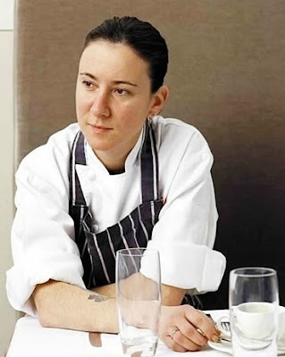 Koren Grieveson, Chef