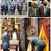 Con la Guardia Civil en la Fiesta Nacional