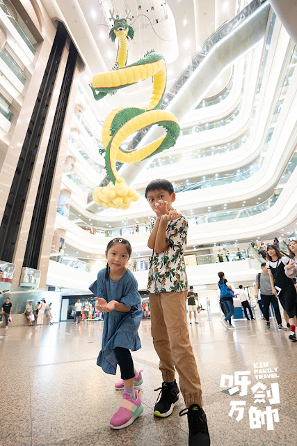 暑假活動2019,龍珠,親子好去處,商場