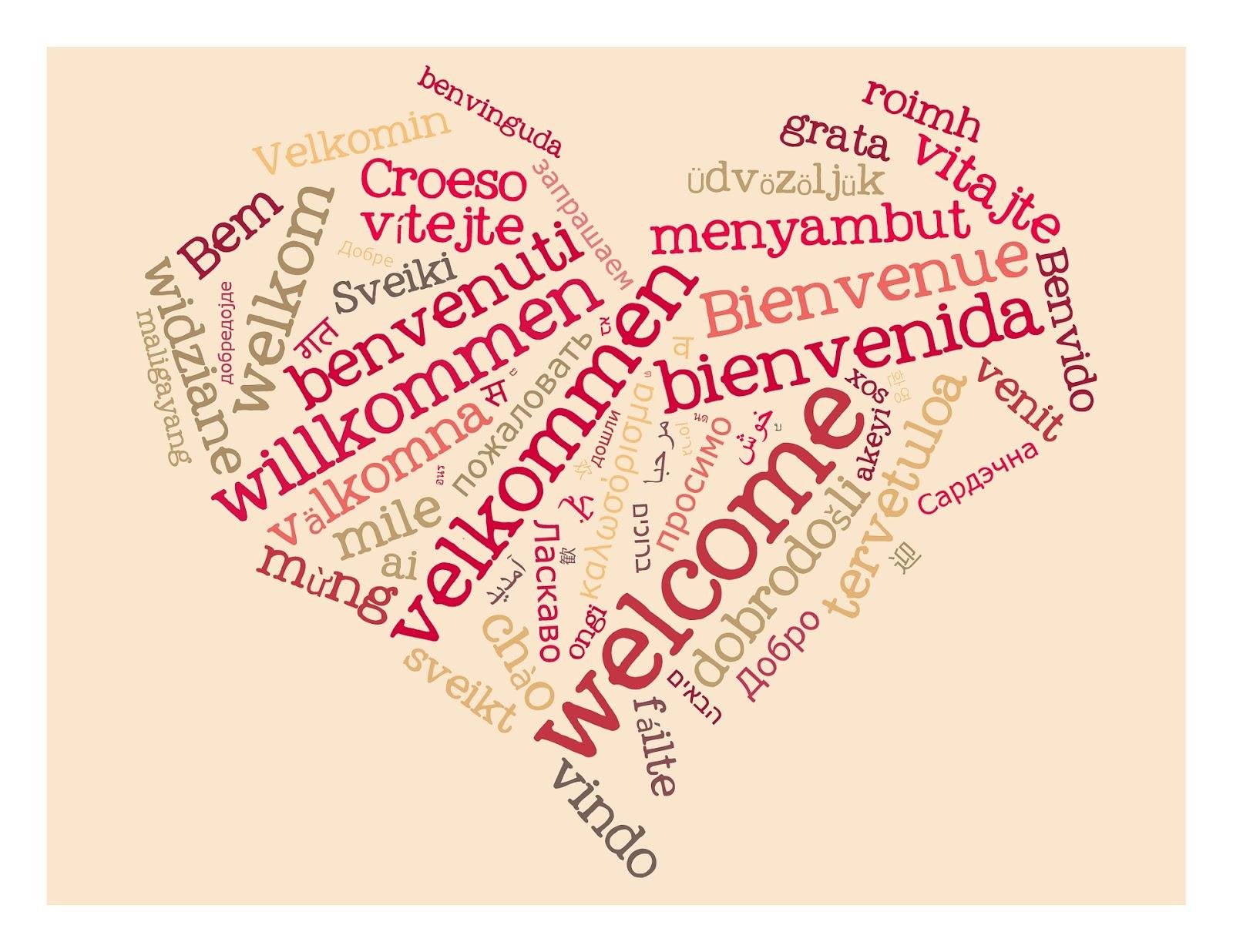 de fondo, nube, diferentes, global, gráfica, internacional, idiomas, texto, bienvenido, la palabra, en todo el mundo, rojo, brown, beige,