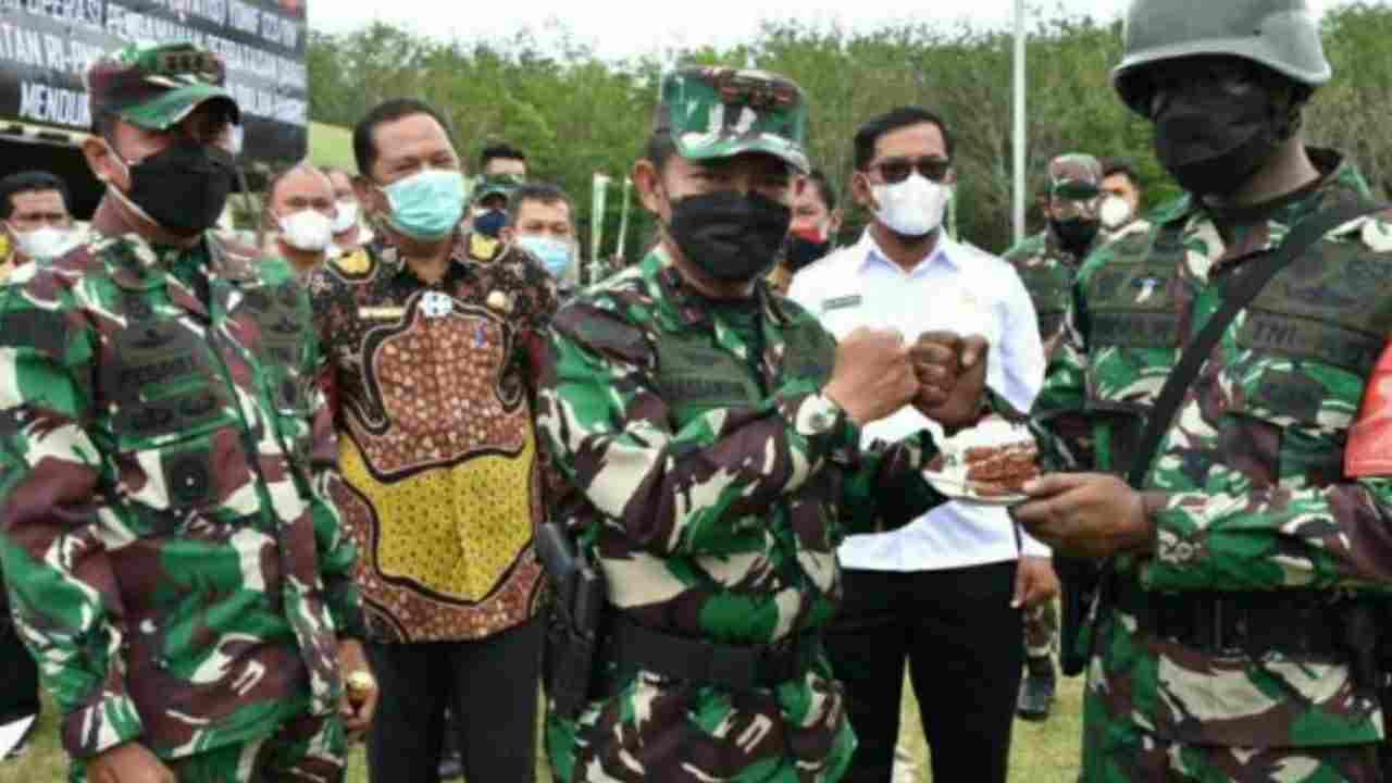 Kembali Yonif 123/RW Padang Sidempuan Akan di Tugaskan Menembus Papua