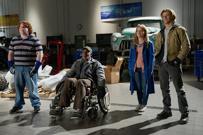 Lucas Till, Jane Levy, Danny Glover and Tucker Albrizzi in Monster Trucks (20)