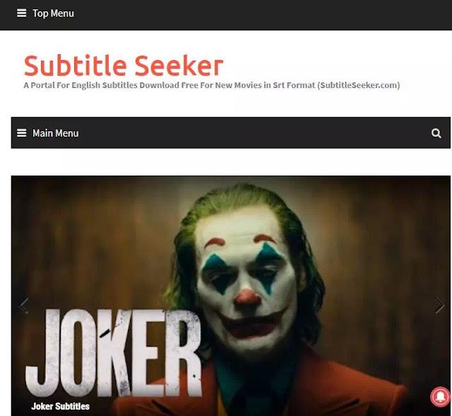 Situs Download Subtitle Terbaik-5
