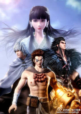 Xem Phim Vũ Canh Kỷ - Chronicles of the God's Order