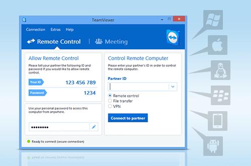 TeamViewer Software Download [Remote Desktop] For PC