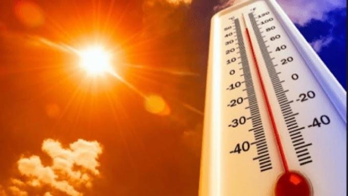 Κορυφώνεται το κύμα καύσωνα. Ακόμη και 43 βαθμούς το Σάββατο
