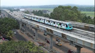 Main Features of Kochi Metro