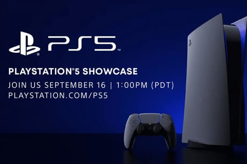 Sony announced a new event for PlayStation 5