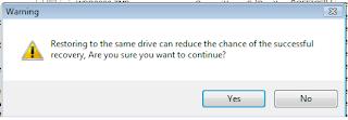Mengembalikan data flashdisk hilang terhapus