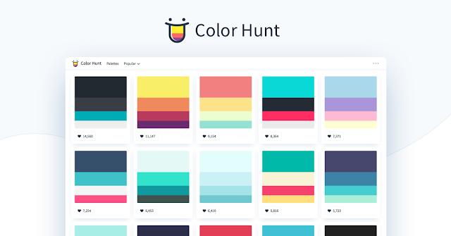 أفضل 9 مواقع لاختيار ألوان متناسقة للتصميم والديكور