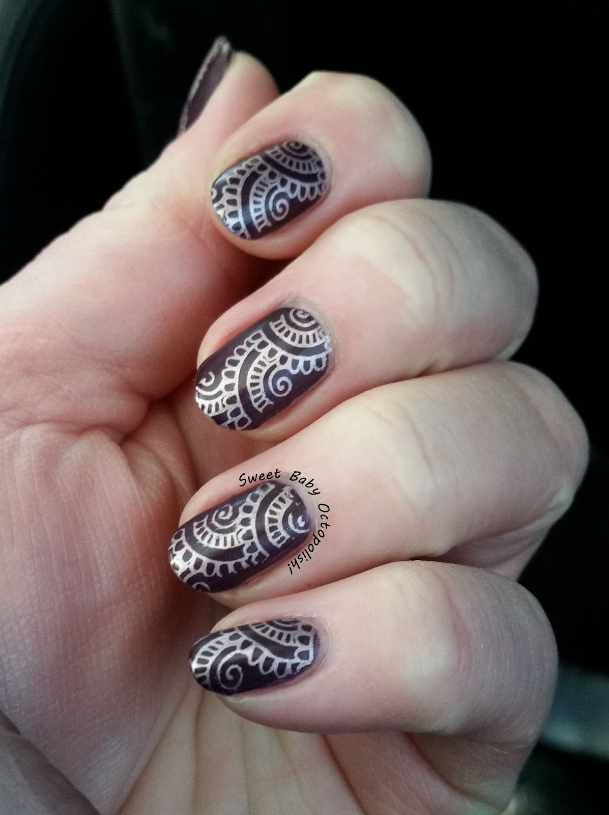 New Year\'s Nails - Creative Shop 77