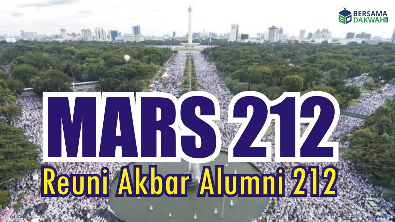 Mars 212 - Reuni Akbar Alumni 212