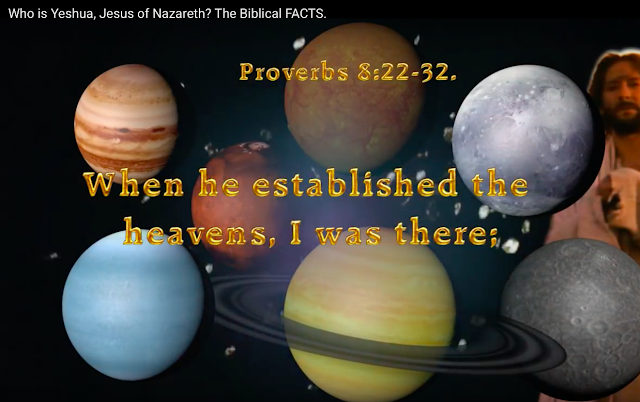 Proverbs 8:27.