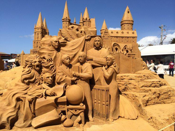 The Sand Art of Odisha : The International Sand Art Festival - The Cultural  Heritage of India