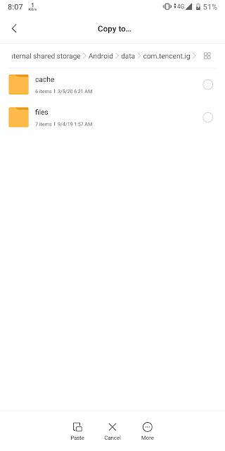 Cara Pasang Mod PUBG Mobile