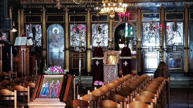 Η Κυβέρνηση έκλεισε τις εκκλησίες μετά την μεσοβέζικη απόφαση της Ιεράς Συνόδου
