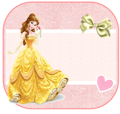 belle free printable invitations cards