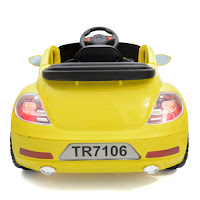 vw bumblebee bluetooth speaker battery toy car