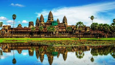 Liburan Eksotis ke Angkor Wat Kamboja