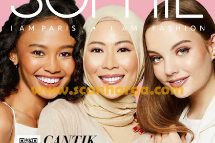 Katalog Sophie Martin Maret 2019 Terbaru Edisi 184