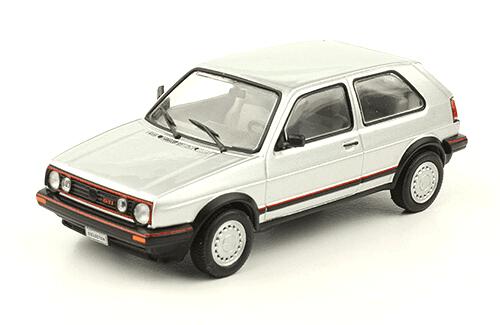volkswagen Golf GTI 1991 1:43, volkswagen collection, colección volkswagen méxico