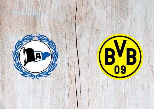 Arminia Bielefeld vs Borussia Dortmund -Highlights 31 October 2020