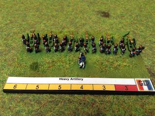 Guard Artillery in 6mm