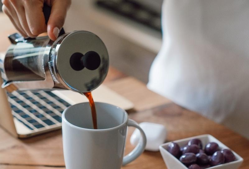 Hamileler de kahve içebilir..